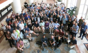 AES2015 group photo