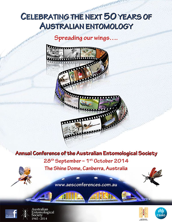 Austral Entomology conference 2014 poster FINAL