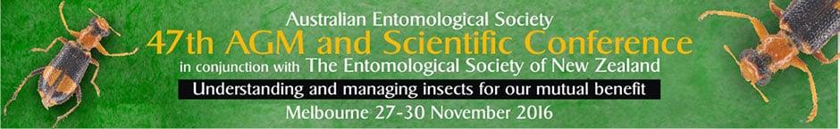 Australian Entomological Society Conferences