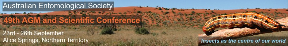 Australian Entomological Society Conferences