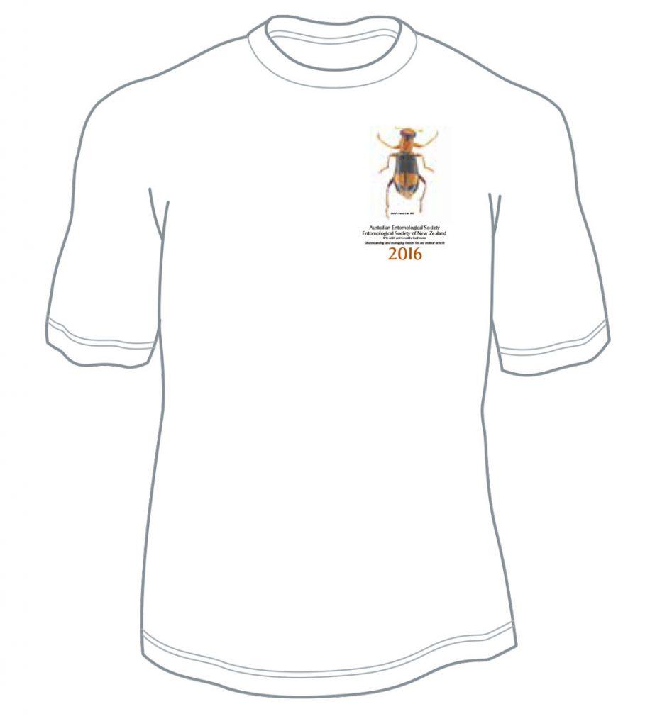 AES 2016 t-shirt